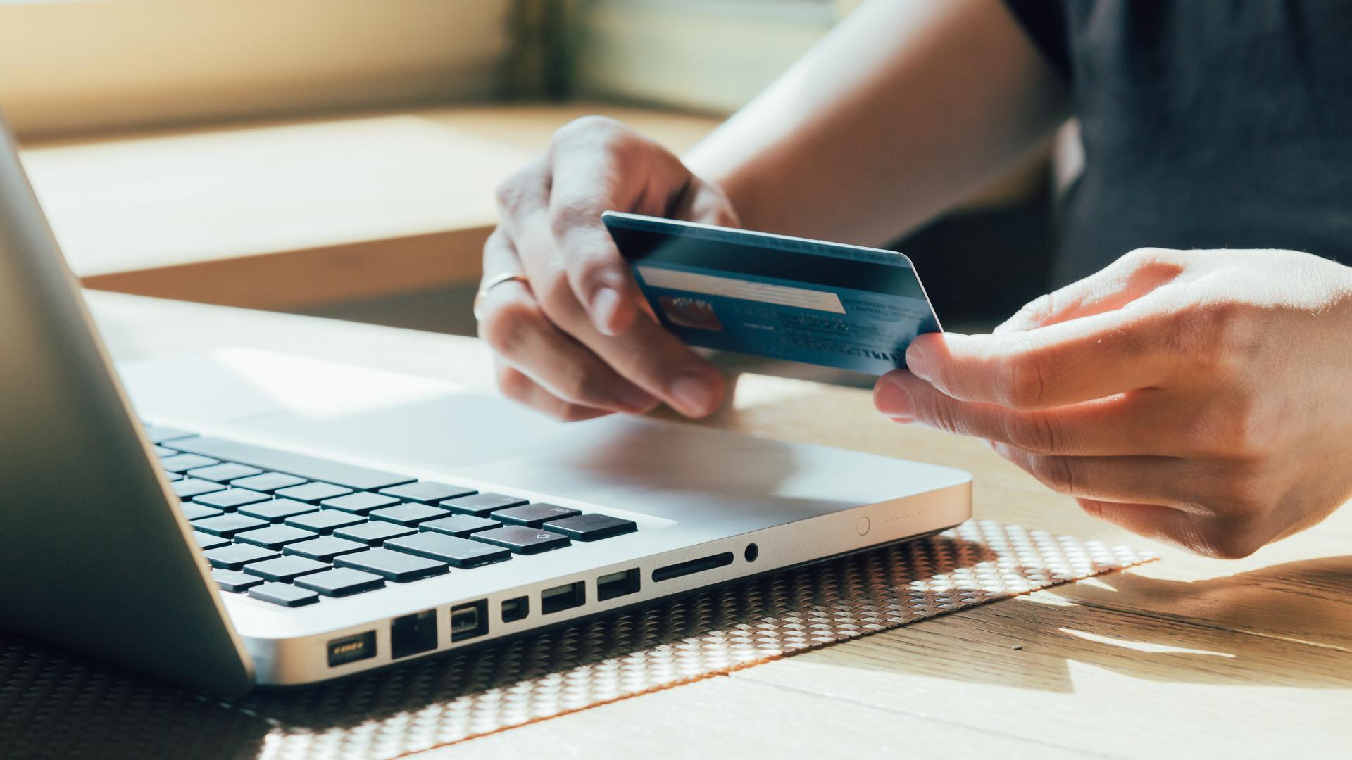 Pago mínimo en la tarjeta de crédito